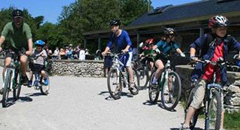 bike hire centres
