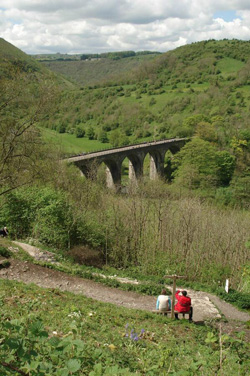 Monsal viaduct