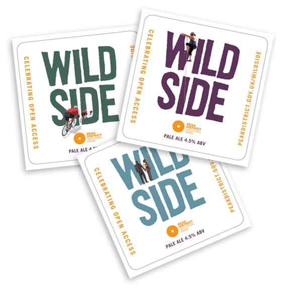 Wild Side beermats
