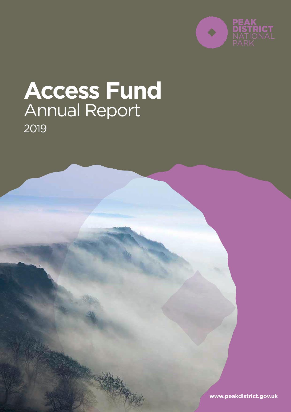 Access Fund Annual Report 2019
