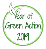 Year of Green Action logo