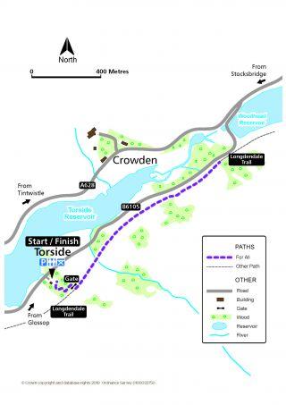 Torside route