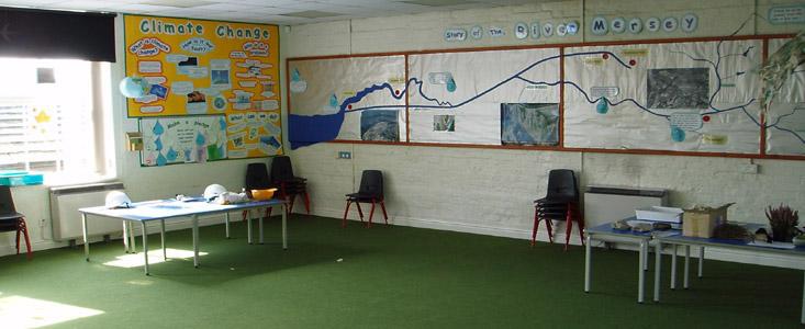 Longdendale Classroom