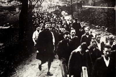 The Kinder Mass Trespass in 1932