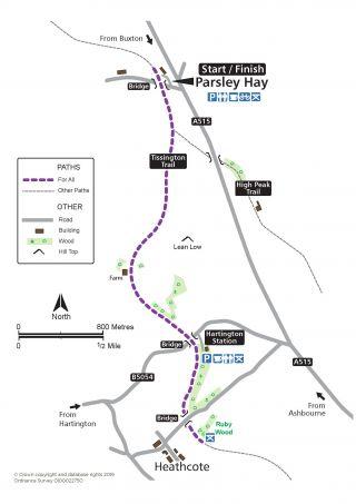 Parsley Hay route