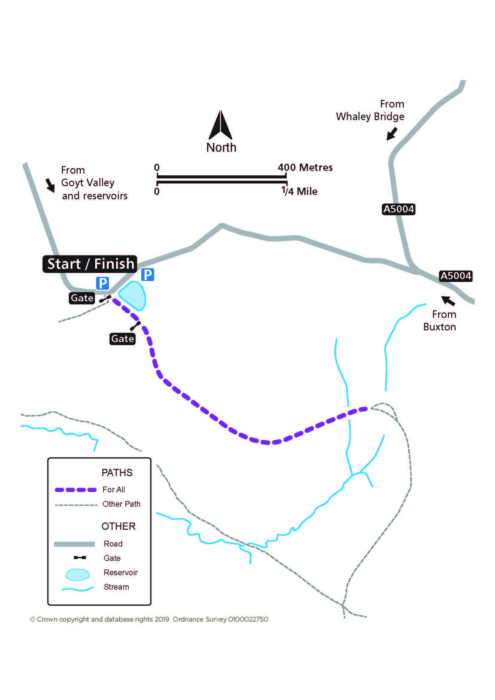 Goyt route