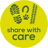 Share With Care logo