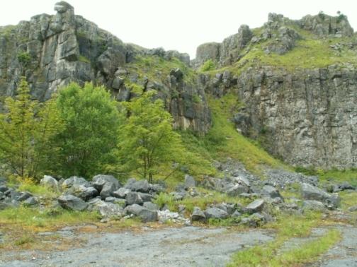 Restored quarry