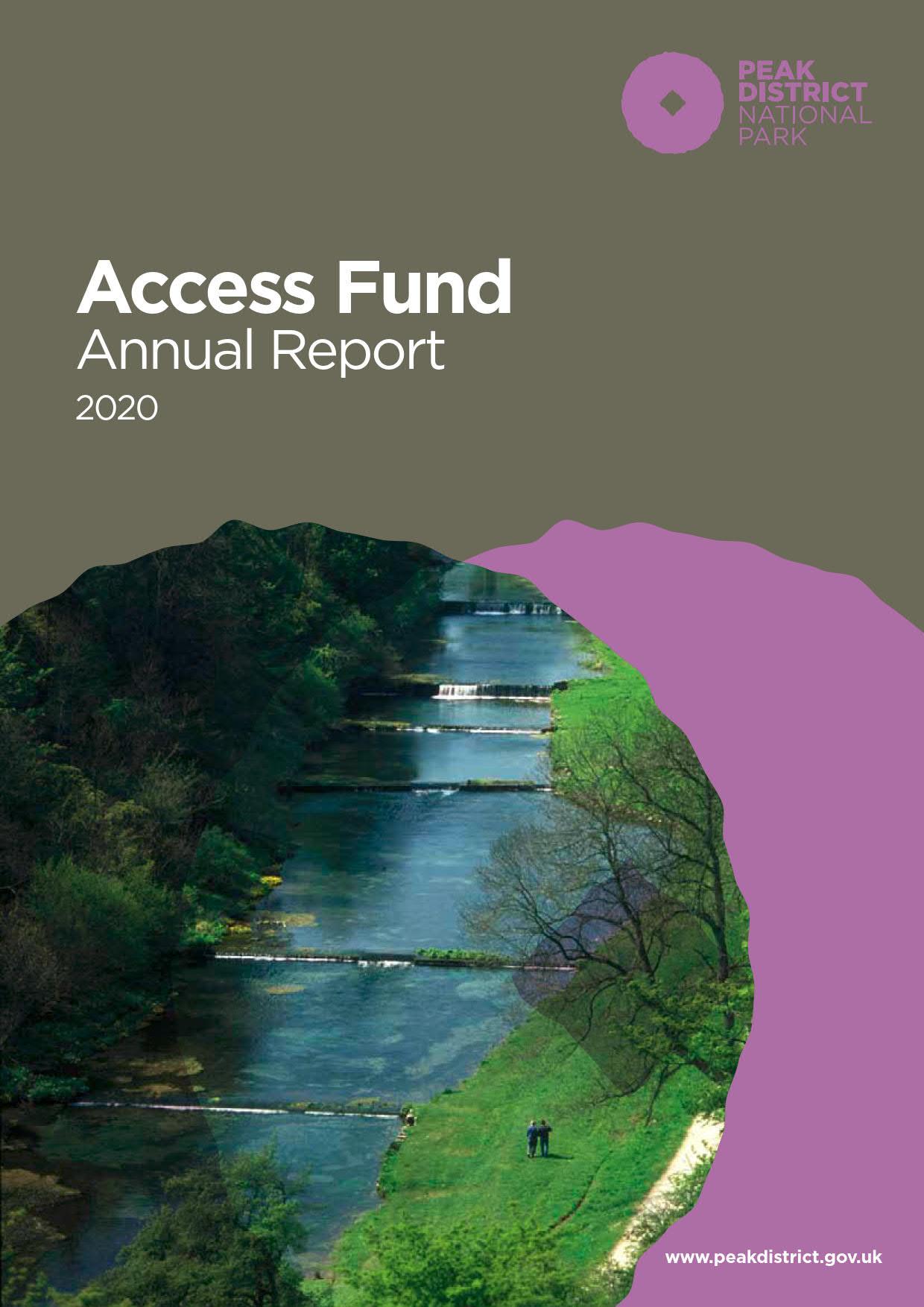Access Fund Annual Report 2017