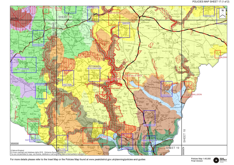 landscape map for Tile 99394