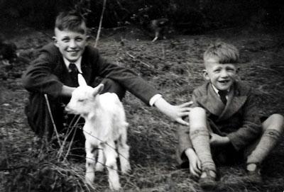 Bob Somerset in 1952