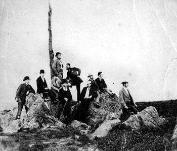 Stanage Pole pre-1915
